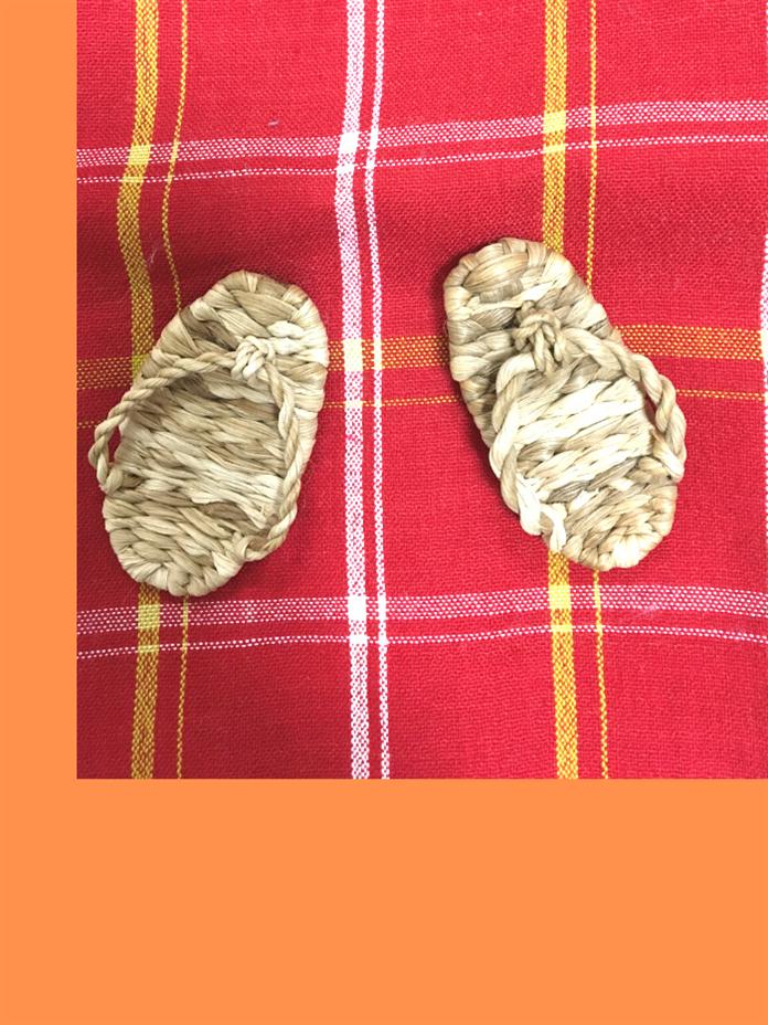 布草履には冷え予防効果あり?靴下やレッグウォーマーと合わせて温かく